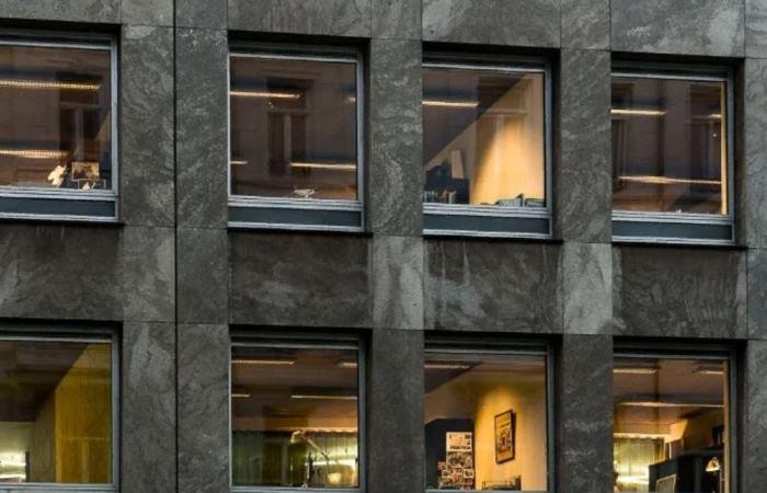 В некоторых странах Европы не принято занавешивать окна