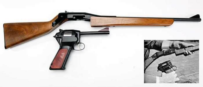 Футуристическое оружие, которое оказалось ненужным