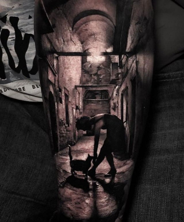 Креативные татуировки