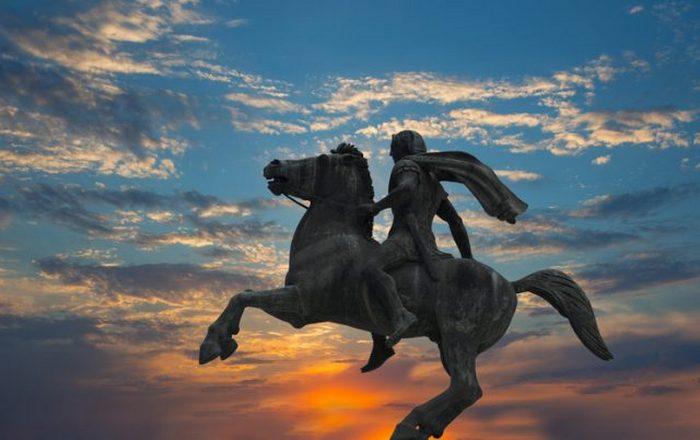 Чем закончилось алкогольное соревнование Александра Македонского