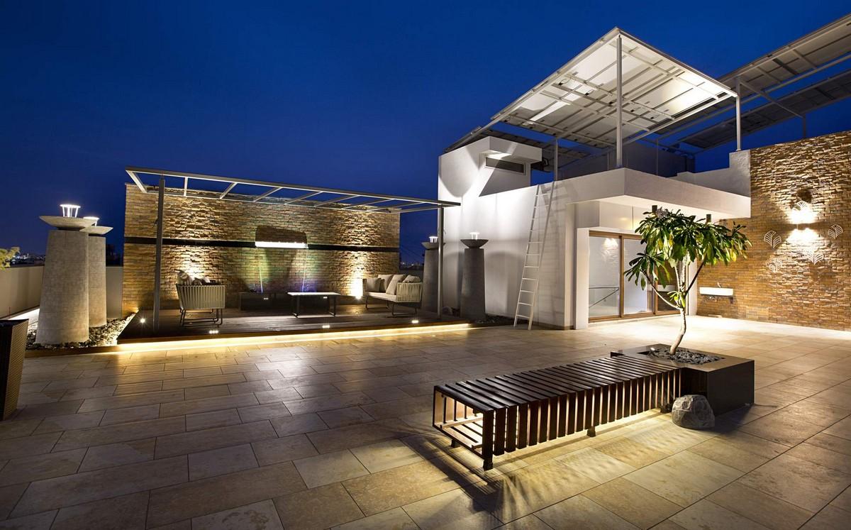 Дом для многофункционального использования в Индии