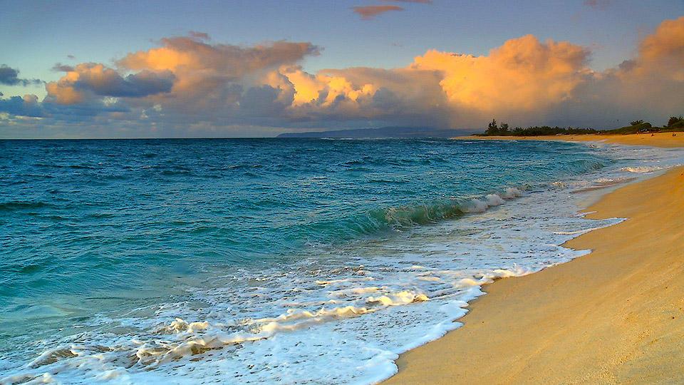 16 самых необычных пляжей мира