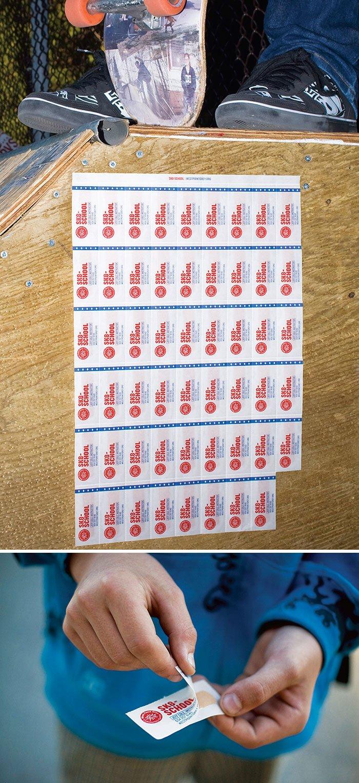 Оригинальные и интересные визитные карточки