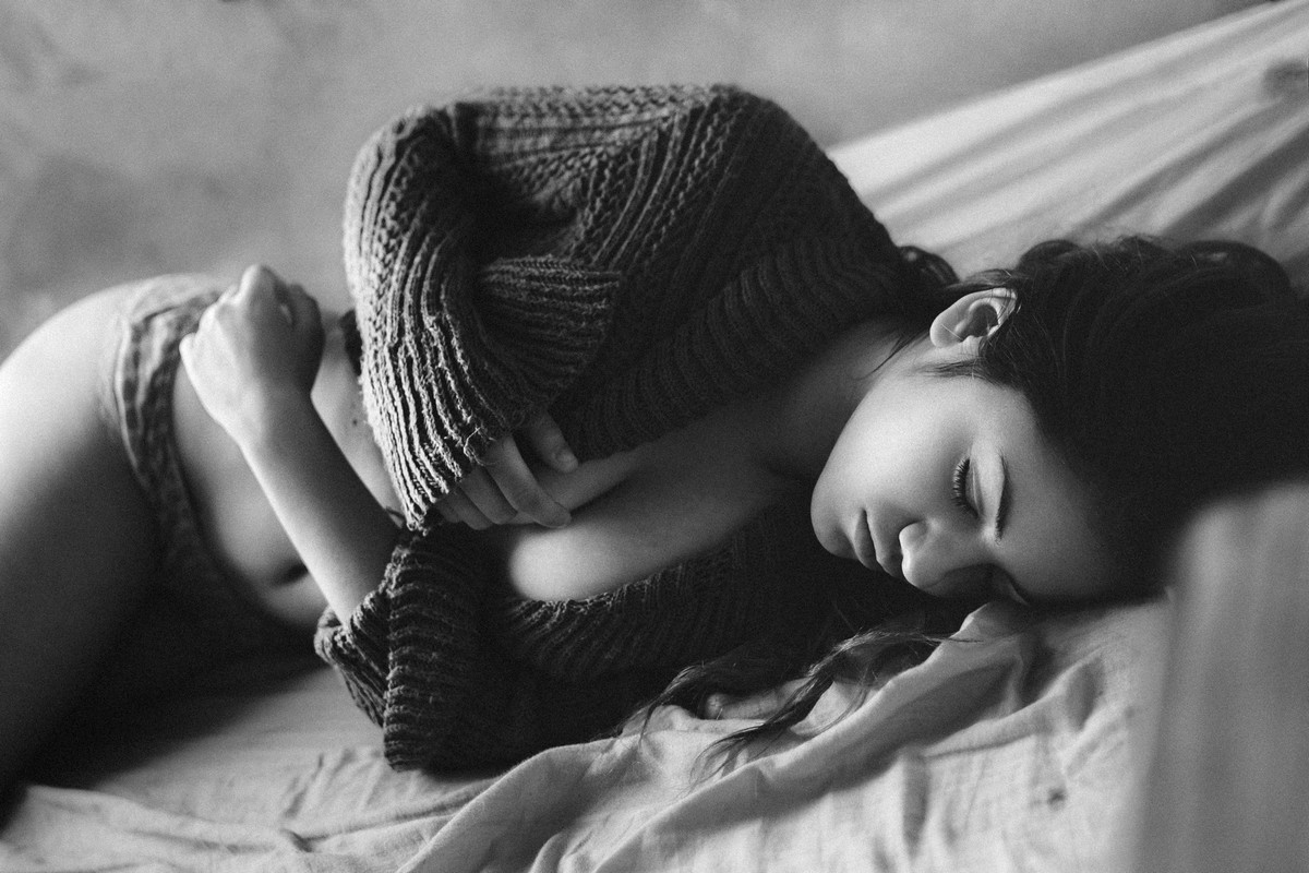 Чувственные женские портреты от Густаво Терзаги
