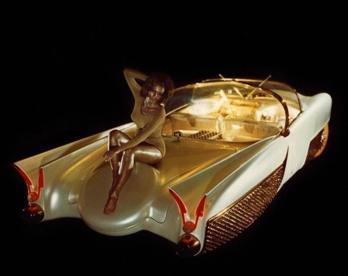 Golden Sahara II: беспилотный красавец из 50-х