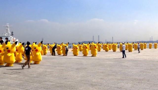 Интересные фото, которые можно было сделать только в Японии