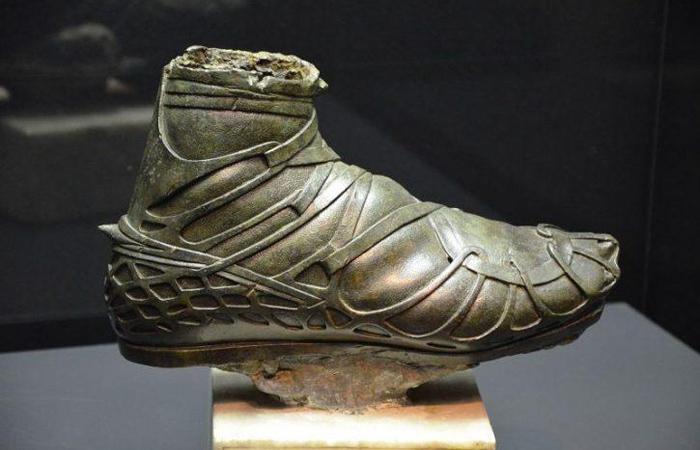 Какую обувь носили во времена Римской империи