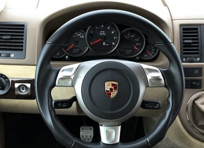 Микроавтобус Volkswagen Multivan с двигателем от Porsche 911