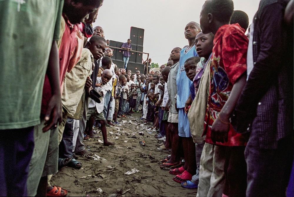 Безумный мир борьбы вуду в Конго