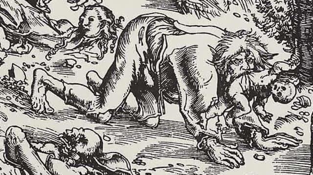 Истории 10 кровожадных убийц: от начала времен до Средневековья