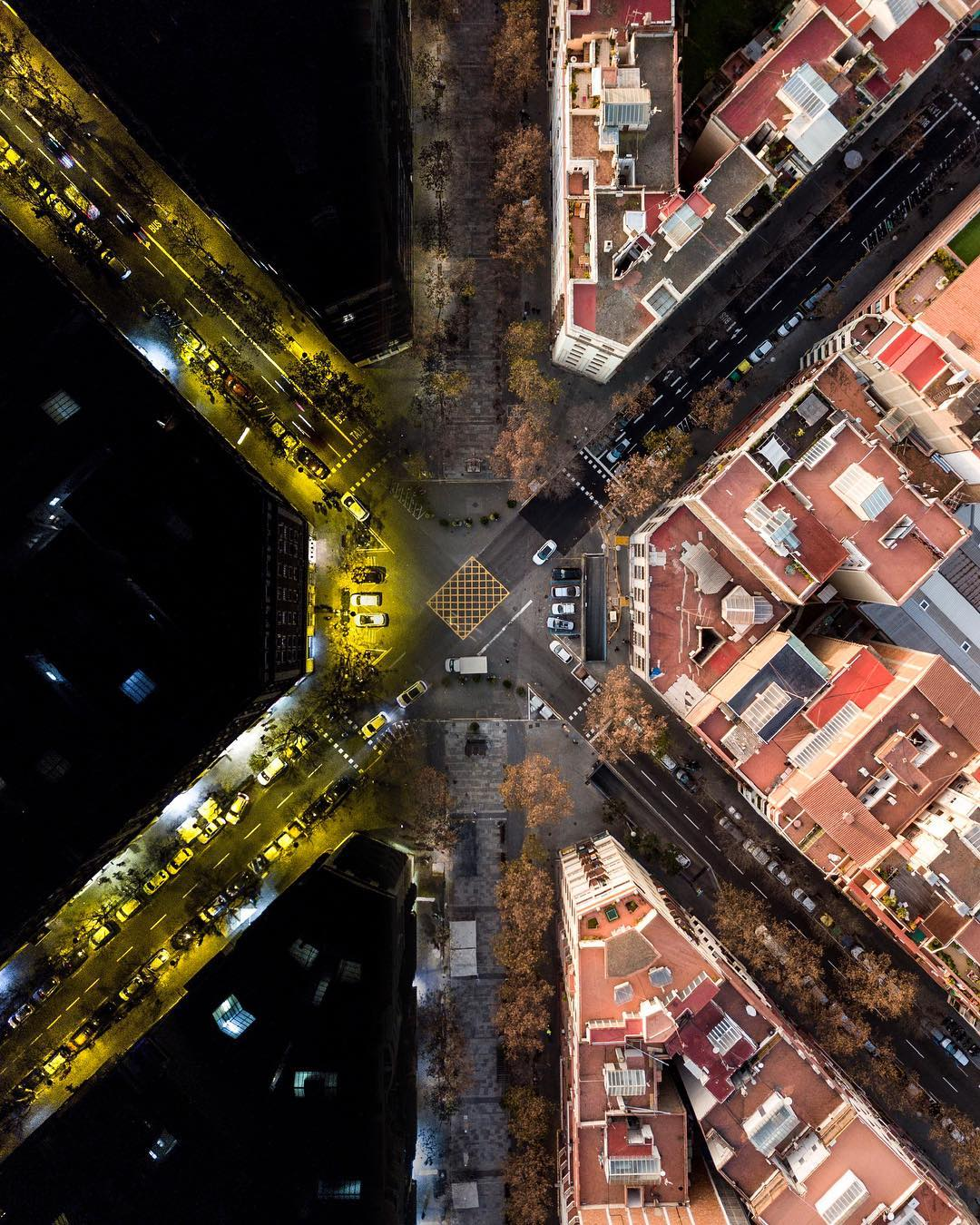 Пейзажи и архитектура на аэрофотоснимках Мартона Могуросу