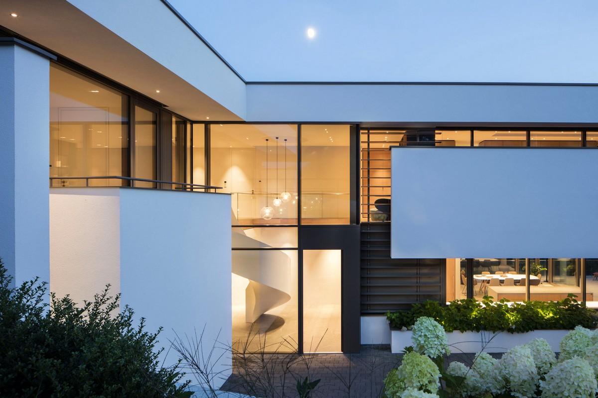 Дом для молодой семьи и их гостей в Германии
