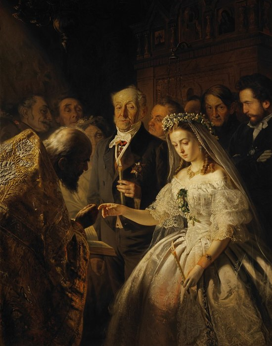 Судьба невесты с картины Неравный брак Василия Пукирева