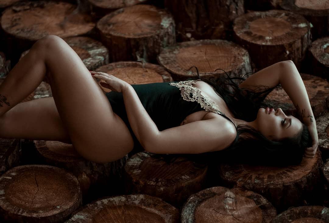 Чувственные снимки девушек от Кристиана Халиди
