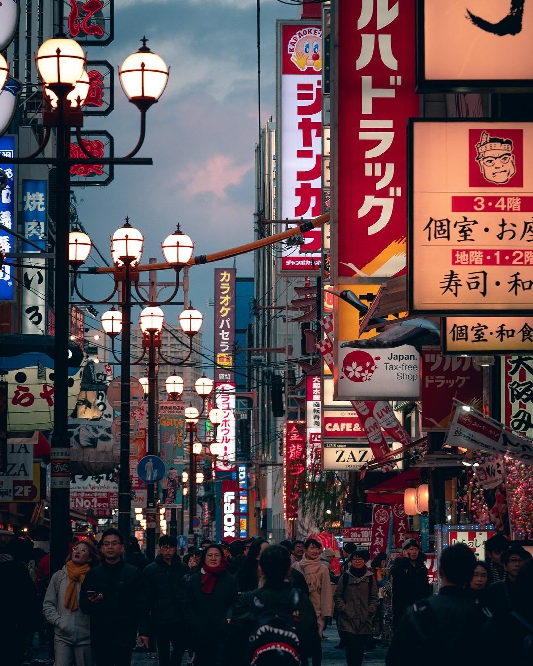 Городские пейзажи и архитектура на снимках Лаймона Фана