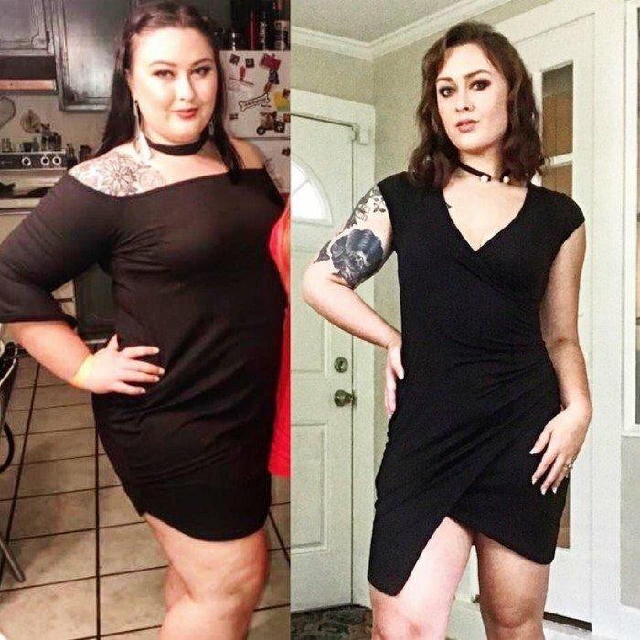 Похудение Реальное Преображение. Вот это преображение: 30 девушек, благодаря похудению изменившихся до неузнаваемости