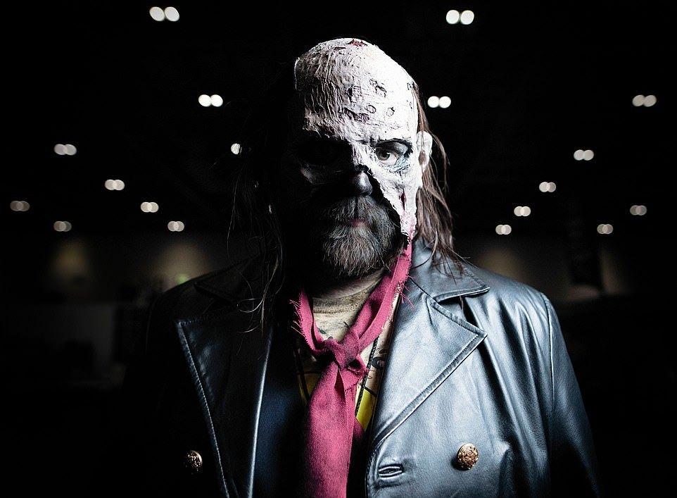 Ежегодное нашествие зомби в Лондоне