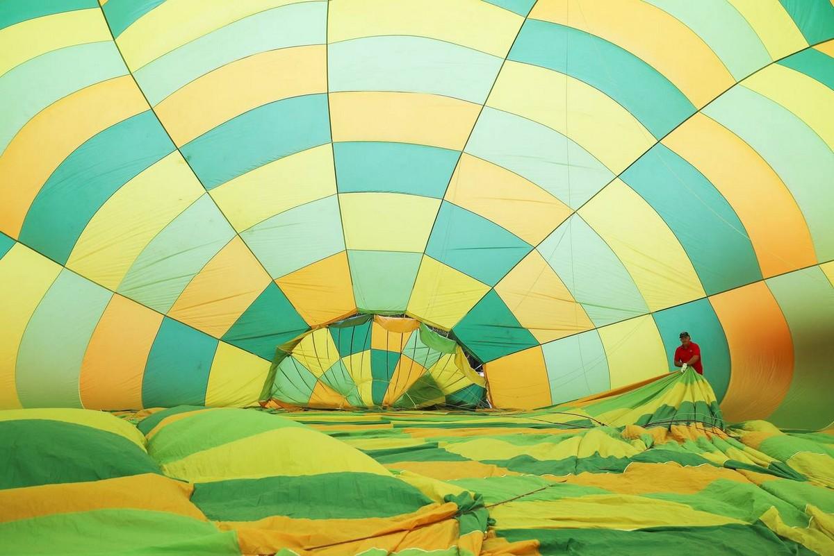 Международный фестиваль воздушных шаров в Малайзии 2019