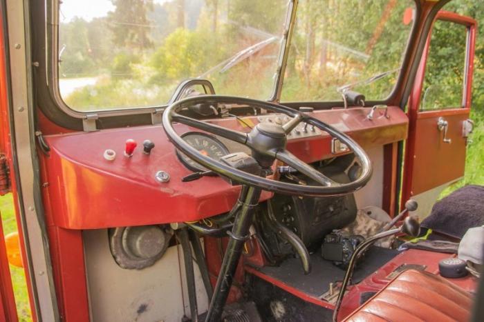 Jeep Forward Control — Буханка из США на службе в пожарке