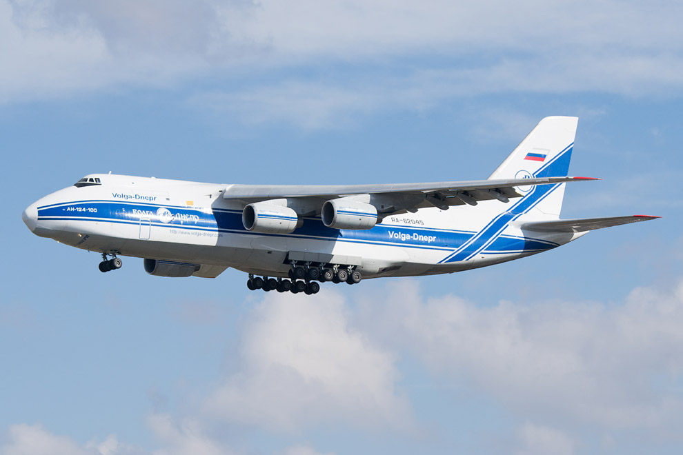Самые большие в мире самолеты