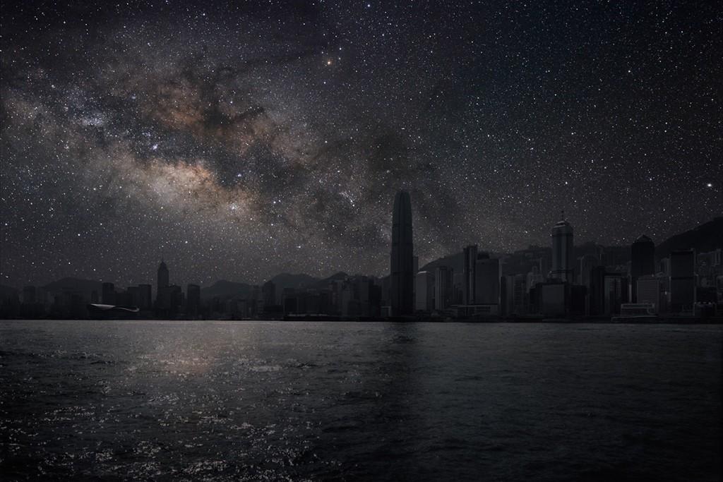 Hogy lenne a város, amelyet csak a csillagok világítanak meg