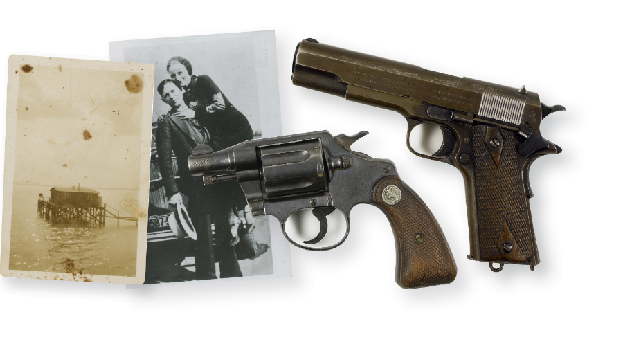 Самые дорогие и известные огнестрелы мира