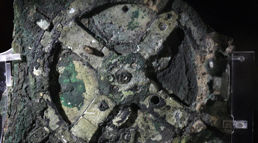 Антикитерский артефакт - таинственный механизм древней цивилизации