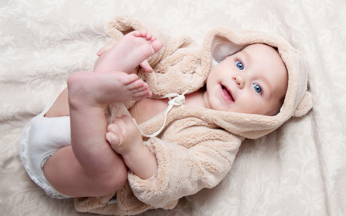 О чем говорят движения малыша