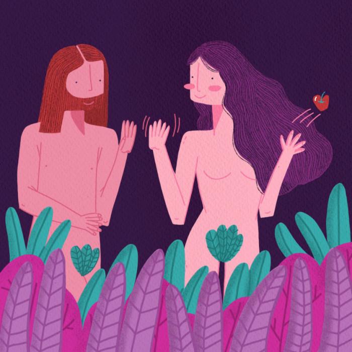 Прародители человечества Адам и Ева: миф или реальность