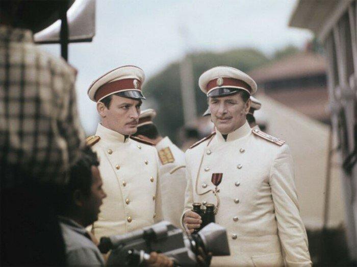 За кадром легендарных советских фильмов