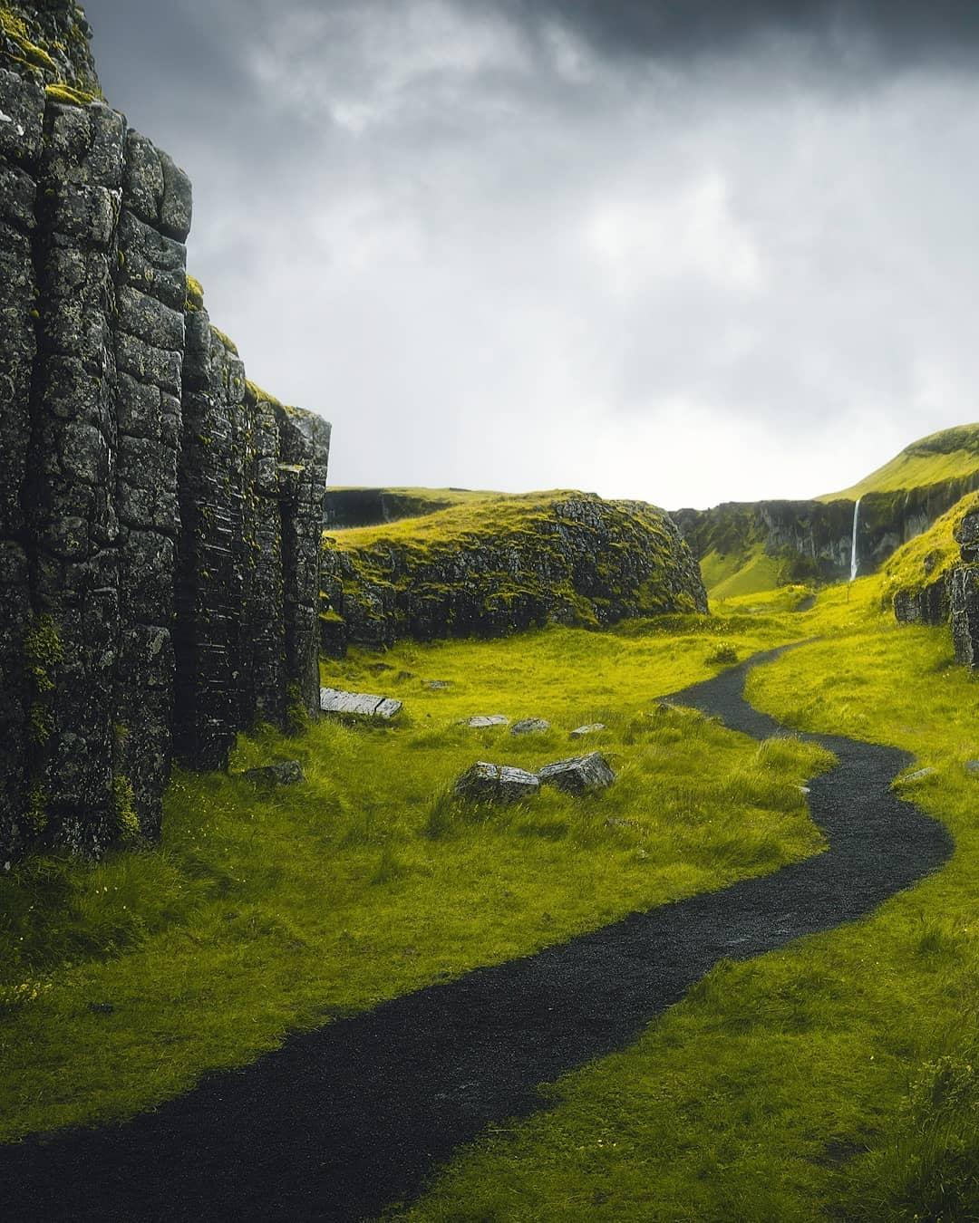Захватывающие пейзажи на снимках Фредрика Стремме