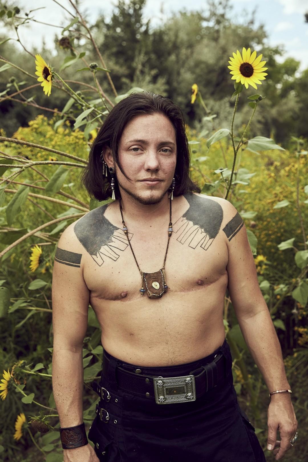 Фотопроект Сорайи Заман, посвященный трансмужчинам США
