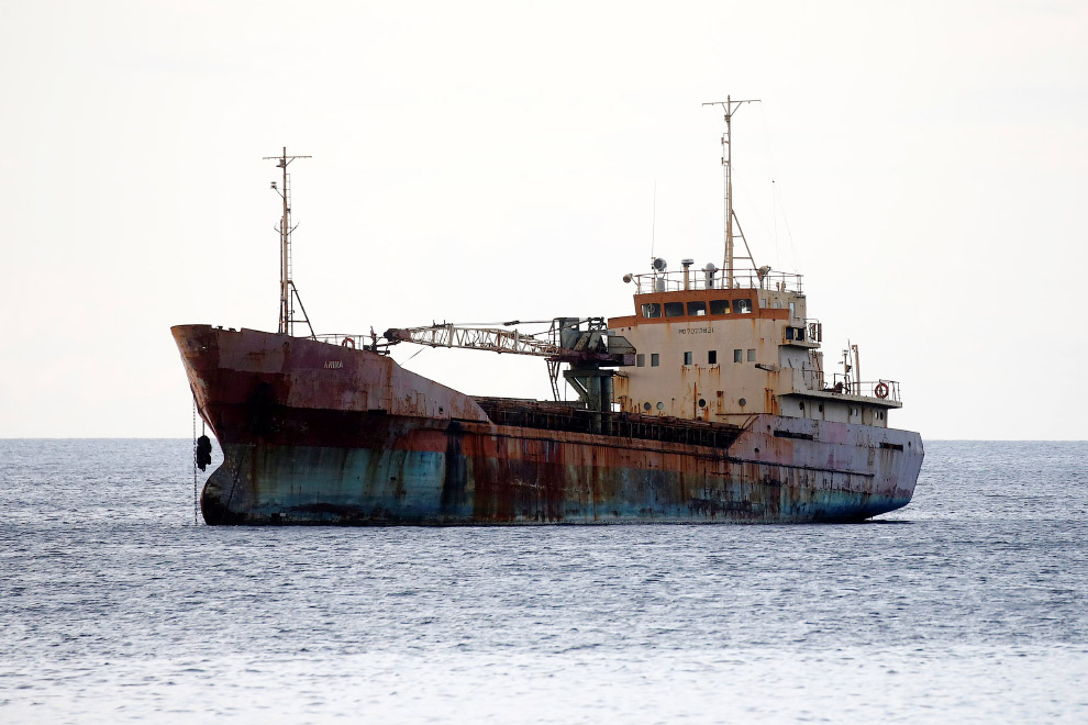 Мир кораблей на снимках
