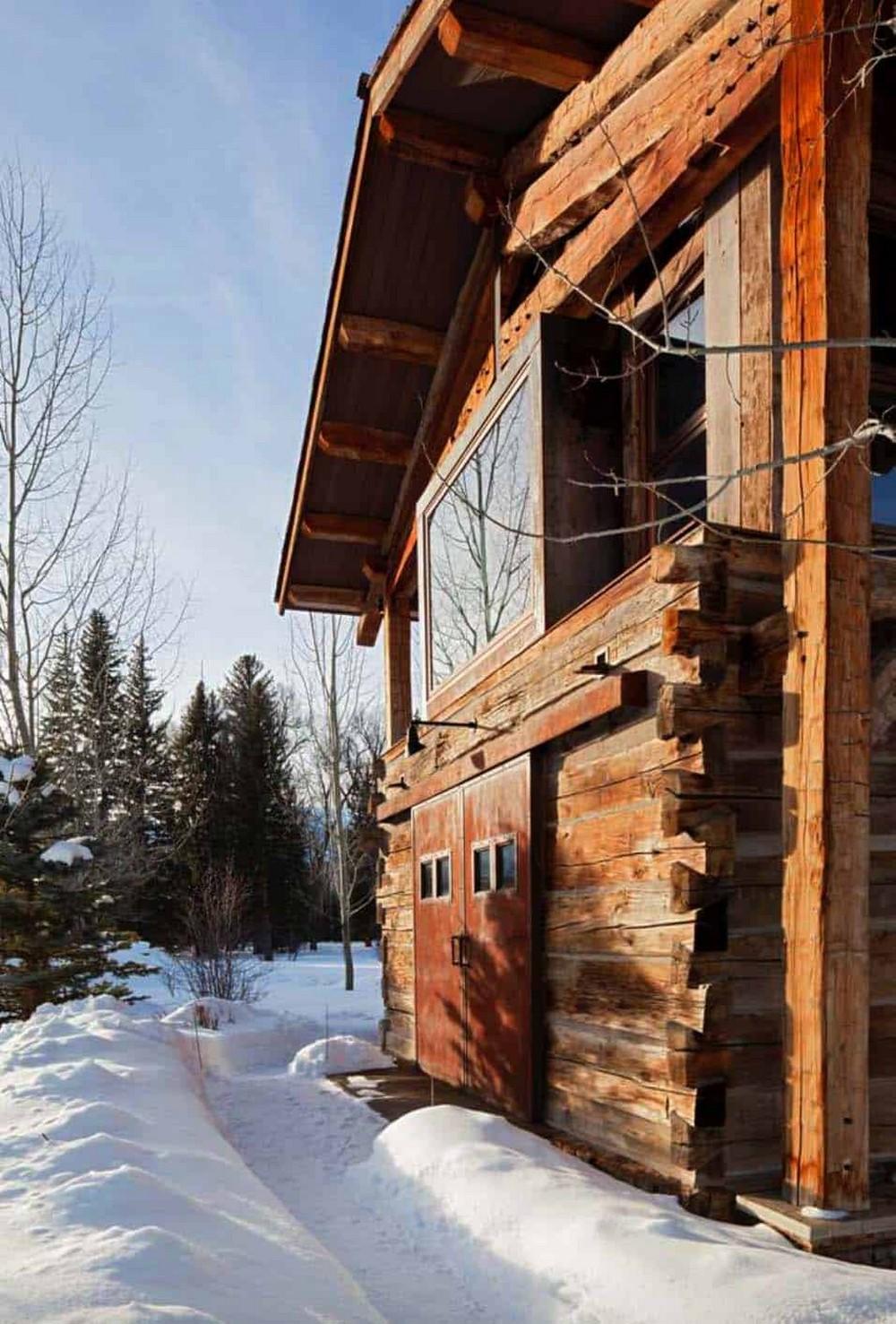 Уютный загородный дом в США