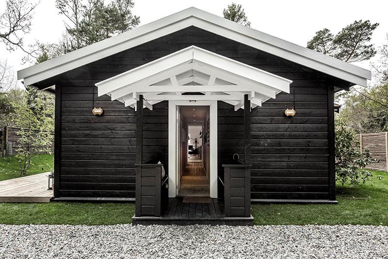 Домик для загородного отдыха в Дании