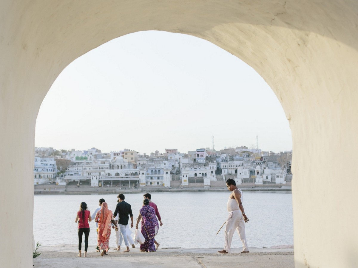 Индия в серии фотографий Юрия Андриса