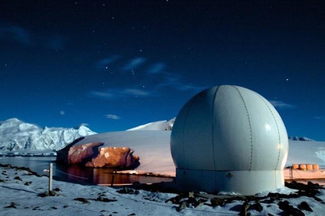 Исследователи в Антарктиде питаются не хуже, чем в элитных ресторанах