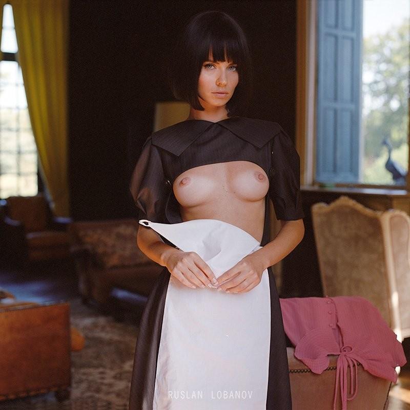 Кинематографические снимки девушек от Руслана Лобанова