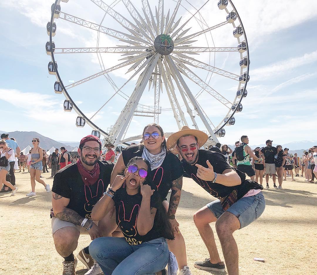 Музыкальный фестиваль Coachella Music Festival 2019
