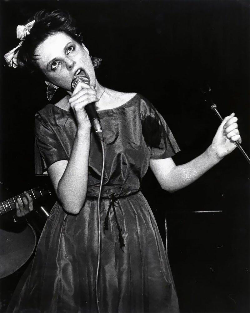 Представительницы панк-движения 70-х и 80-х годов