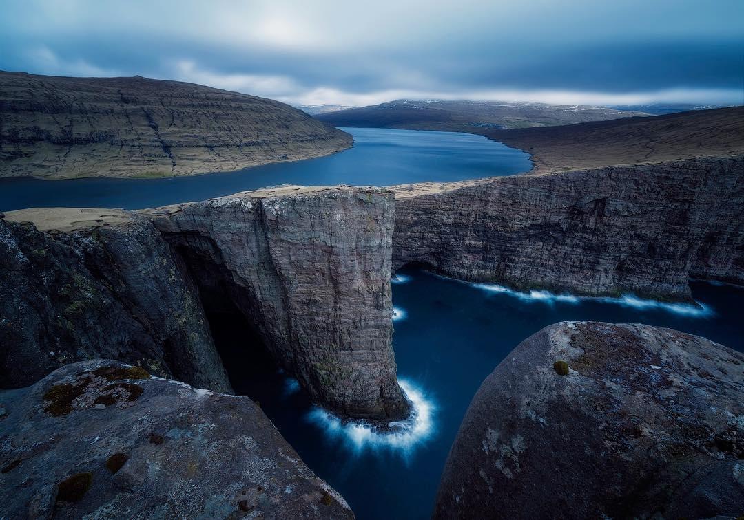 Природные пейзажи и путешествия на снимках Шейна Уилла
