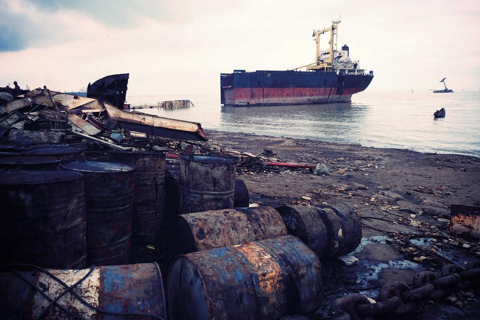 A világ leghíresebb hajó temetője