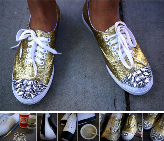 Интересные советы для преображения и обновления обуви