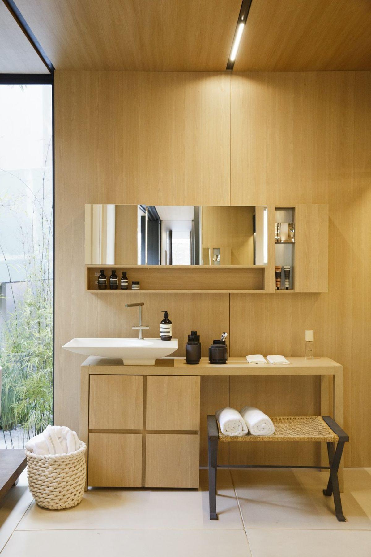 Минималистичный современный дом в Бразилии