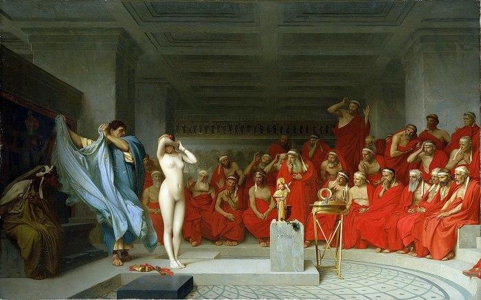 Тема обнаженной натуры в искусстве разных эпох