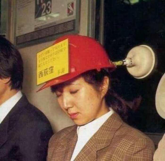 11 загадочных, но привычных для японцев вещей