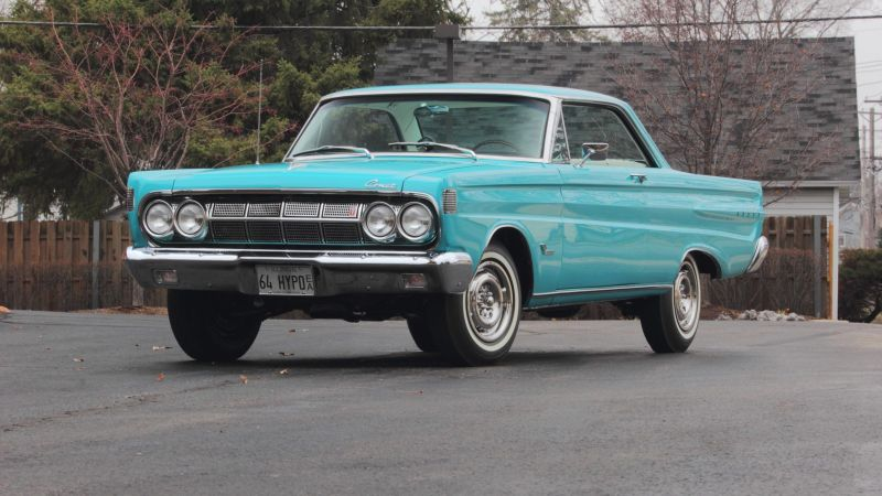 Полуспортивные автомобили 60-х, которые отличались редкой элегантностью