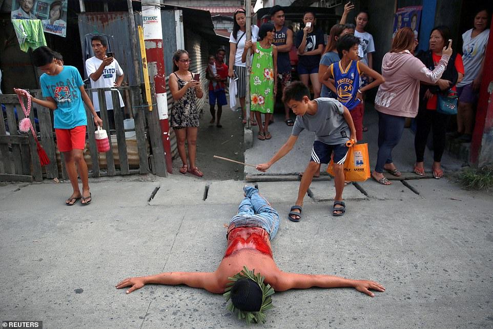 Страстная пятница на Филиппинах