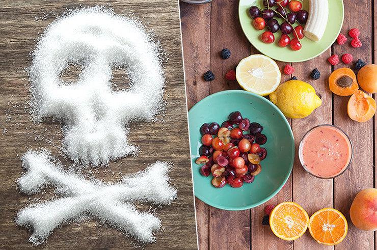 7 причин, чтобы отказаться от сахара