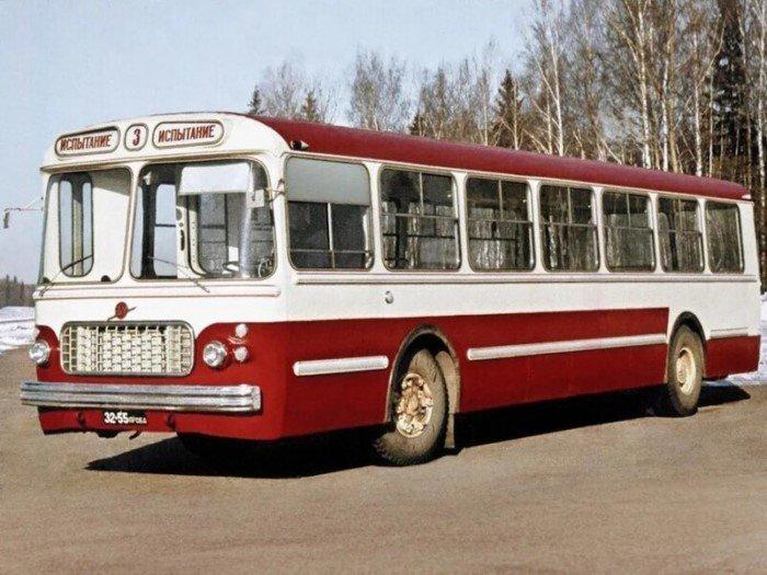 A Szovjetunió híres és elfelejtett buszai